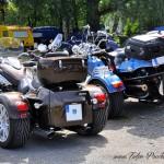 Größenvergleich REVACO Trike vs. Standard Trike