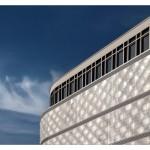 moderne Architektur aus DDR Zeiten