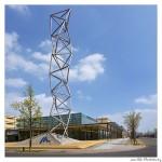 moderne Architektur im Medienviertel Foto: Tulpe-Production.de