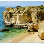 Landschaftsfoto Portugal südküste Algarve