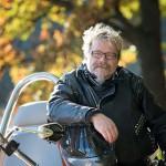 Fotograf Leipzig Portrait von Dieter Drasdo Herausgeber Trikerszene