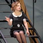 Künstlershooting bei Opernpremiere
