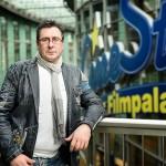 Matthias Ahlemann Chef der Agentur Halle-Leipzig Komparsen