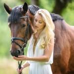 traumhafte Pferdeportrait - Du und Dein Pferd