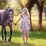 Du und Dein Pferd - Foto von Tulpe-Production.de