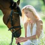 verträumte Pferdefotos von Leipziger Fotograf