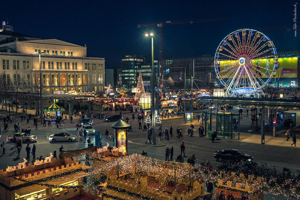 Leipziger Weihnachtsmarkt.Leipziger Weihnachtsmarkt Fotos Von Fotograf Leipzig
