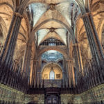Higlights in Barcelona - Kathedrale