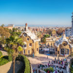 Fotograf Leipzig - Higlights in Barcelona - Park Güell Ausblick auf Barcelona
