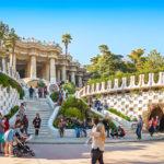 Higlights in Barcelona - Park Güell