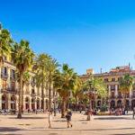 Higlights in Barcelona - Rampla - Spanischer Platz