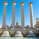 Higlights in Barcelona - magic Montjuïcs - magischer Sprinnbrunnen