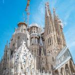 Historische Architektur in Barcelona