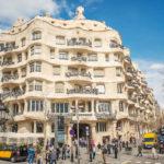 Historische Architektur in Barcelona 2