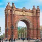 Historische Architektur in Barcelona 3