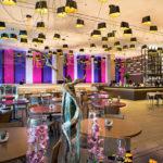 Melia Barcelona Hotel - Frühstückslounge