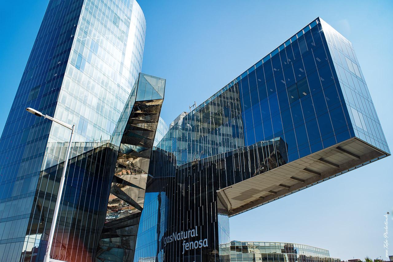 Barcelona ein reisebericht tulpe productiontulpe production for Architektur moderne