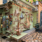 Bearbeiten Korfu Altstadt - Shopping