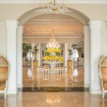 Korfu Imperial Lobby Eingang