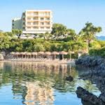 Korfu Imperial Strand am Wassersportcenter
