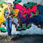 Portraitfotograf Leipzig - Lost Places Portraitshooting mit Tulpe-Production