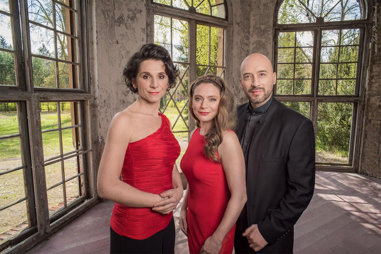 Trio Lyricio - Kammermusik für Liebhaber