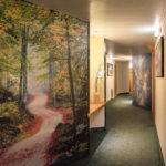 Flur im Hotel Das Gastein - Bad Hofgastein - Österreich