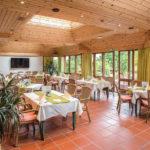Hotel Das Gastein - Wintergarten - Speiseraum für Hundebesitzer