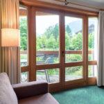 Standardzimmer DAS Gastein Hotel - Gartenblick - Österreich