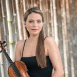 Künstlerportrait von Franziska Pietsch - Violine Solistin - Portrait Fotos von Tulpe-Production