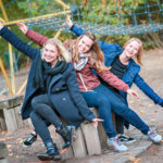 Freundinnen Fotoshooting Leipzig