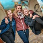 Freundinnen Fotoshooting in Leipzig