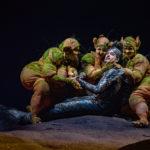 Oper Leipzig - Rusalka zauberhafte Kostüme