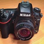 OM Zuiko 21mm an Nikon D750 (via Leitax)