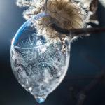 gefrorene Seifenblasen Erfahrungsbericht