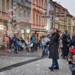 Fotograf Leipzig -Seifenblasen als Ergänzung beim Portraitshooting