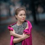 Olena Tokar - Opernsängerin - portraitiert von Fotograf Frank Türpe