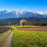 Wildermieming - Österreich - Wandergebiet