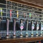 Hamburgs Craftbeer Szene wächst - viele Biersorten der Landgang Brauerei