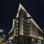 historische Altstadt bei Nacht - Leipziger Fotograf unterwegs in Hamburg