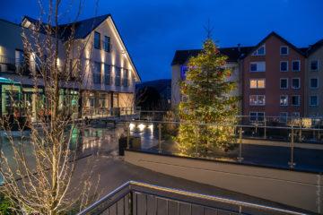 hotel saxer goslar - blick aus zimmer nr 3