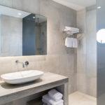 Reisebericht Kreta - Bad in Strandvilla