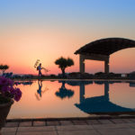 romantische Sonnenuntergänge auf Kreta