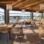 Restaurant im Club Settemari Kreta