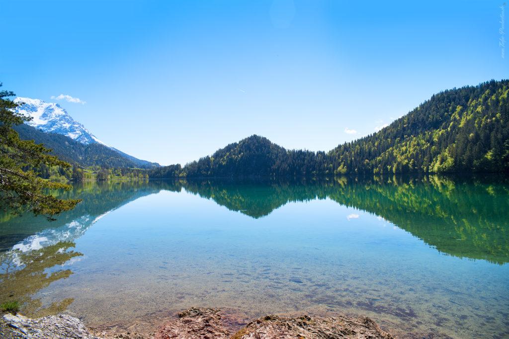 Fotos von Söll - Reisebericht - Hintersteiner See Panorama