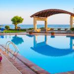 Pool im italienschen Teil vom Club Calimera Sirens Kreta