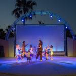 Kinderanimation im Abendprogramm - Reisebericht Kreta mit Hotelbewertung