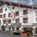 Reisebericht Tulpe-Production - Stadtbummel Kitzbühl