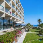 Haupthaus Hotel Club Calimera Sirens in Melia - Kreta
