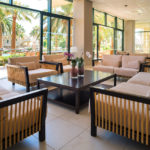 Lobby im Hotel Calimera Sierens Kreta
